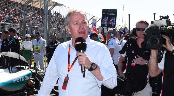 F1's Martin Brundle is Latest 'Ask a Pro'