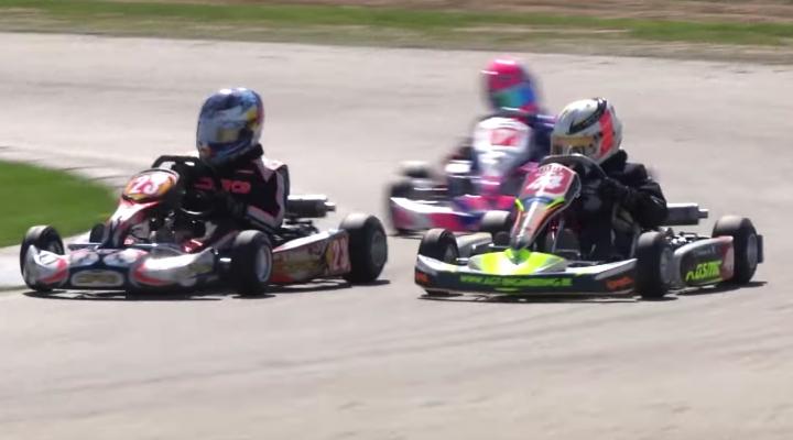 The Perks of Starting in Karting
