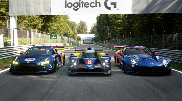 Fernando Alonso and Logitech G form elite FA Racing Esports Team