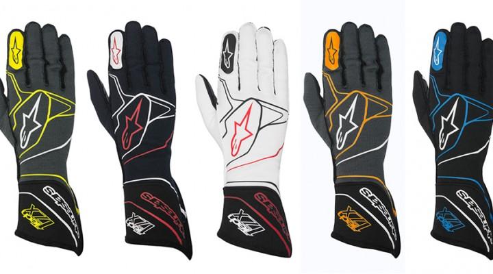 Win a pair of top-level Alpinestars race gloves