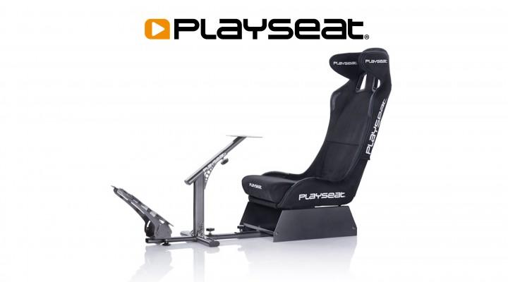 Win a top-level racing simulator seat