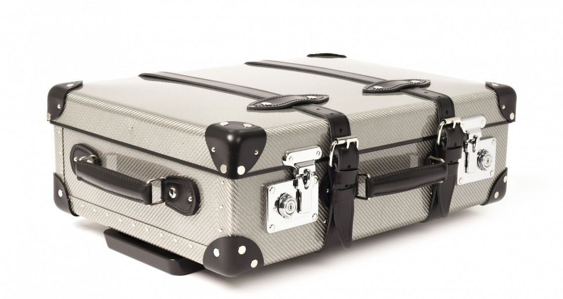 Luxury Luggage Maker Launches F1-Inspired Carbon Fibre Case