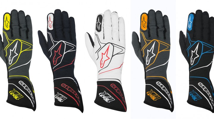 Win a pair of top-level Alpinestars race gloves